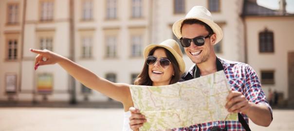 Top 5 Romantic Locations