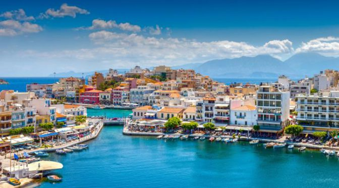 Featured Locale: Crete, Greece