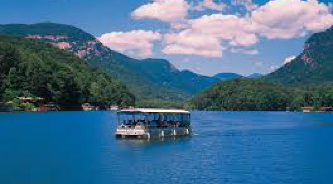 Featured Locale: Lake Lure, North Carolina