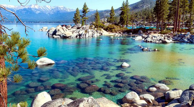 Featured Locale: Lake Tahoe