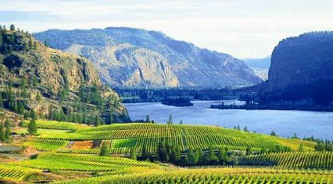 Featured Locale: Kelowna, Canada