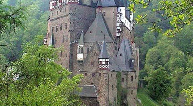Featured Locale: The Eifel Region, Germany