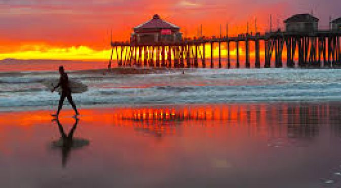 Featured Locale: Huntington Beach, California