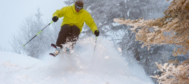 Hit the Slopes: Top Three Ski Locations in the USA