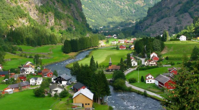 Featured Locale: Dalen, Telemark, Norway
