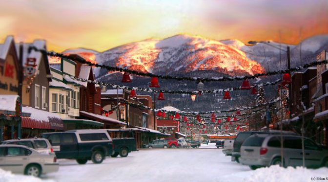 Featured Locale: Whitefish, Montana