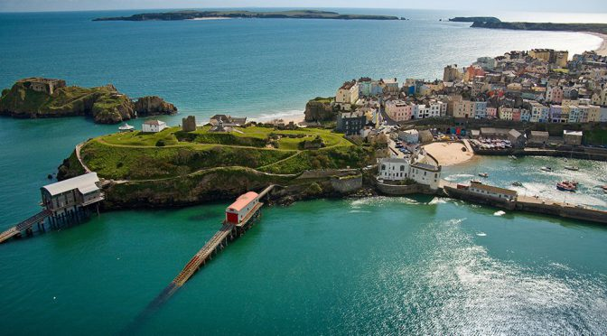 Featured Locale: Pembrokeshire, Wales